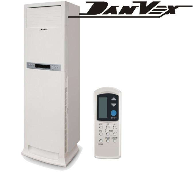 Осушитель воздуха DanVex: DEH-1700p (до 163 л/сутки)