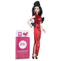 "Barbie Коллекционная кукла Барби ""Куклы Мира"", Китай"