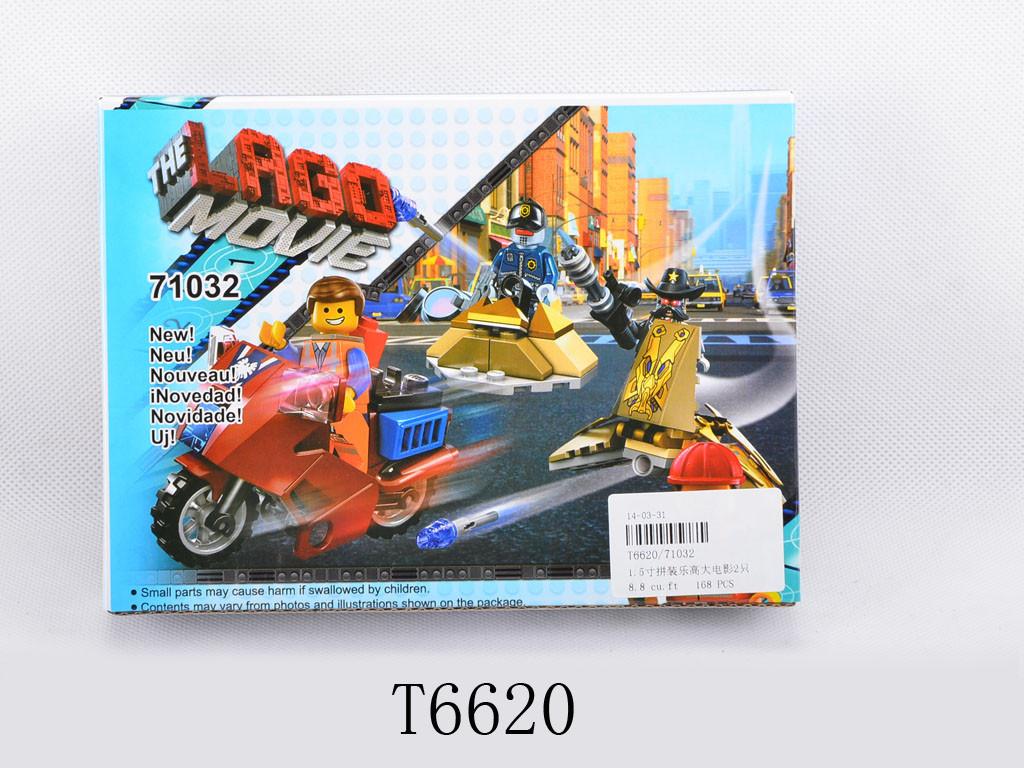 """""""Лего Movie"""" 6620"""