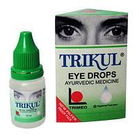 Trikul Трикул глазные капли 10 мл Индия