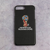 Чехол FIFA WORLD CUP RUSSIAN 2018, iPhone 7/8 Plus, вышивка