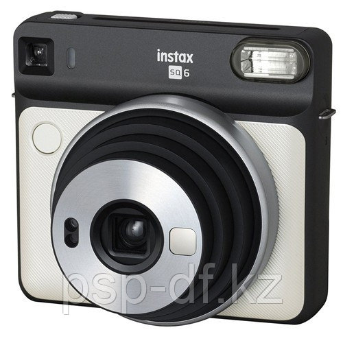 Фотокамера для моментальных снимков INSTAX Square 6 (white)