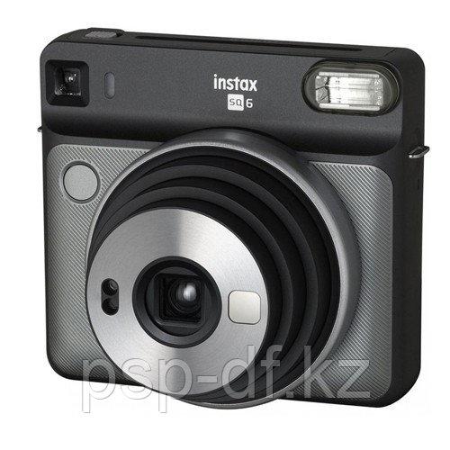 Фотокамера для моментальных снимков INSTAX Square 6 (grey)