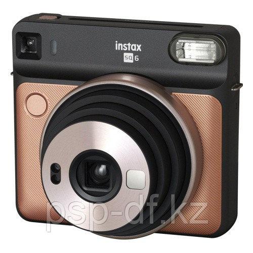 Фотокамера для моментальных снимков INSTAX Square 6 (gold)