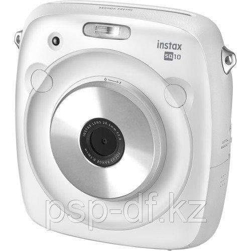 Фотокамера для моментальных снимков INSTAX Square 10 (white)