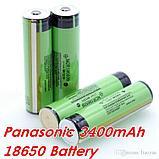 Аккумулятор Panasonic NCR18650B 3400 mAh 18650 Li-ion с защитой (Protected), фото 4