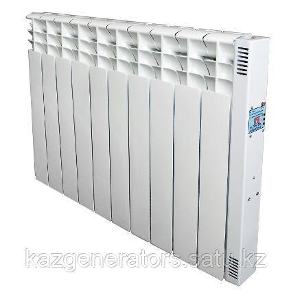 Электрический радиатор алюминиевый секционный Паракапельного типа 0.85 кВт