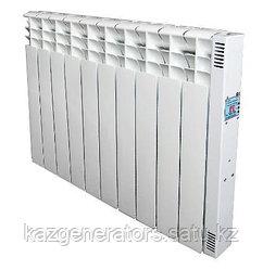 Электрический радиатор алюминиевый секционный Паракапельного типа 1.0 кВт