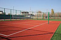 Стойка волейбольная с сеткой