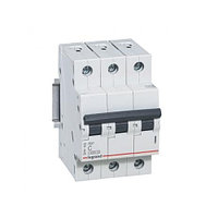 Legrand 419713 - RX3 Автомат 4,5кА тип С 50А 3п аксессуар для сетевого оборудования (419713)