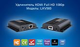 Сплиттеры HDMI по FTP, SFTP