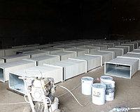 Огнезащитная обработка воздуховодов, дымоудаления, вентиляции, фото 1