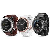 Часы с GPS приемником, фитнес часы, трекеры Garmin