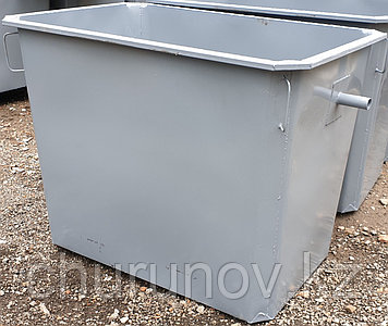 Мусорные контейнеры, баки 1,1 куб (НДС 12% в т.ч.)