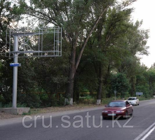 Кульджинский тракт, По правой стороне трассы