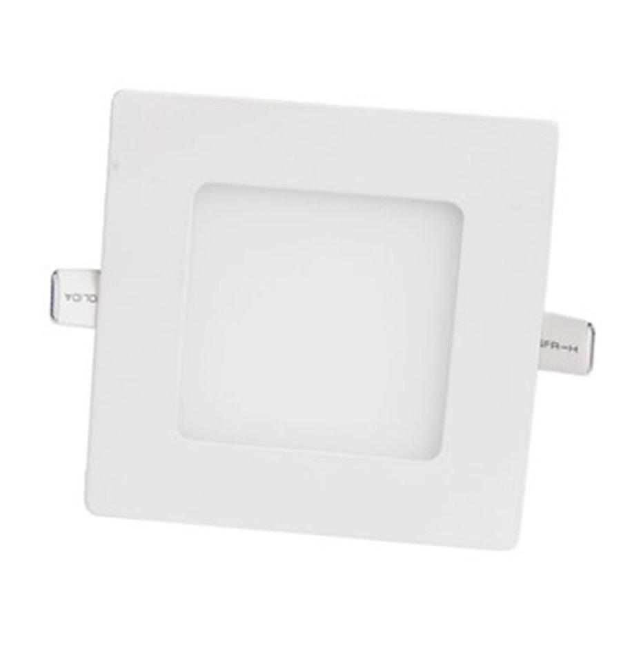 Светодиодная панель квадратная с\у 12W