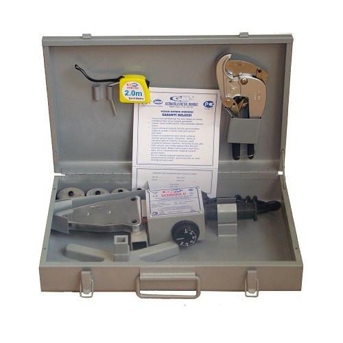 Комплект монтажного инструмента KALDE GM Cobra - 1.5 кВт (для полипропилен.труб диаметром до 75 мм)
