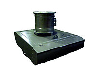Вентилятор радиальный крышный ВКРФ №3,15