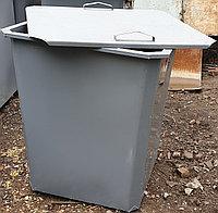 Контейнер для мусора 750 л (с крышкой, без колес) с НДС 12% в т.ч.