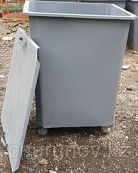 Мусорные контейнеры 0,75м/куб, с крышкой на колесах (НДС 12% в т.ч.)