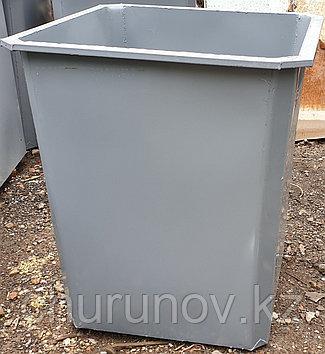 Металлические Контейнеры для мусора 0,75 куб. (НДС 12% в т.ч.)