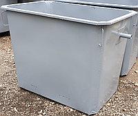 Контейнеры для мусора,баки 1,1 куб. (НДС 12% в т.ч.)