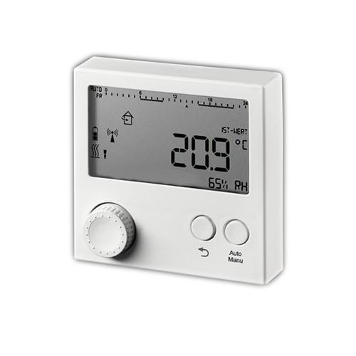 Регулятор температуры комнатный Oventrop R-Tronic T (цвет белый)