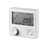 Регулятор температуры комнатный Oventrop R-Tronic TFC (настенный, цвет белый)