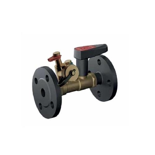 Клапан балансировочный BROEN BALLOREX Venturi FODRV - Ду15 (ф/ф, PN16, Tmax 135°C, Kvs 2,49 м3/ч)