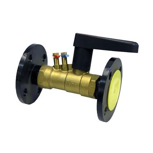Клапан балансировочный BROEN BALLOREX Venturi DRV - Ду15 (ф/ф, PN16, Tmax 135°C, Kvs 1,6 м3/ч)