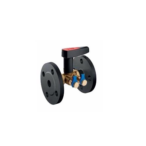 Клапан балансировочный BROEN BALLOREX Venturi V - Ду40 (ф/ф, PN16, Tmax 135°C, Kvs 23,68 м3/ч)