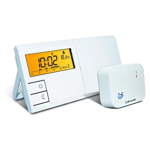 Термостат программируемый SALUS Controls STANDARD - 091FLRF (регулировка 5-30°C,питание от батареек)