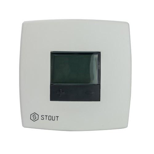 Термостат комнатный электронный STOUT BELUX DIGITAL