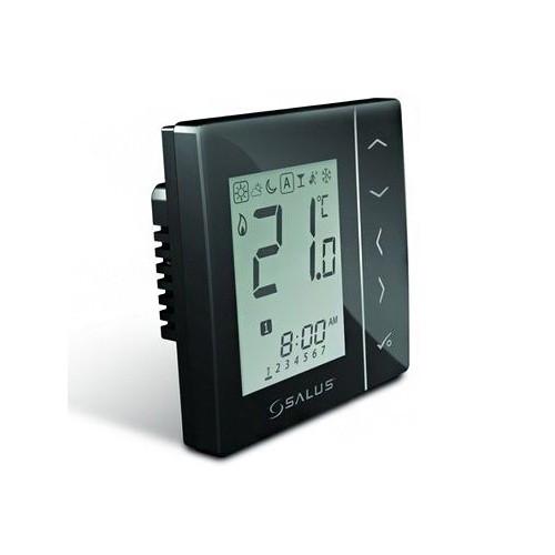 Термостат комнатный SALUS Controls EXPERT NSB - VS30B (встраиваемый, регулировка 5-35°C, 230В)