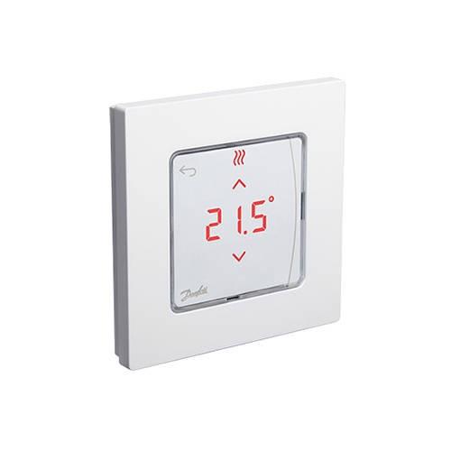 Термостат комнатный Danfoss Icon Display (сенсорный, встраиваемый)
