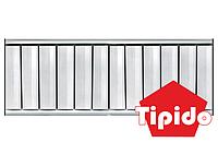 Алюминиевый радиатор отопления Tipido-300