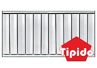 Алюминиевый радиатор отопления Tipido-500