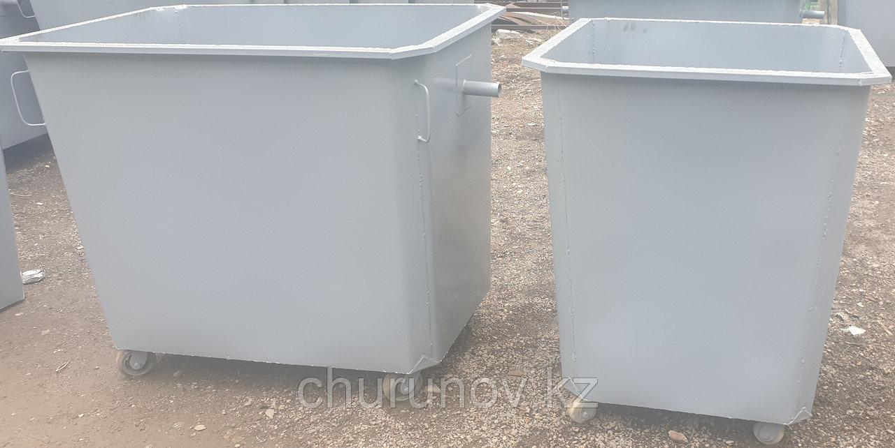 Мусорные контейнеры, баки для ТБО (НДС 12% в т.ч.)