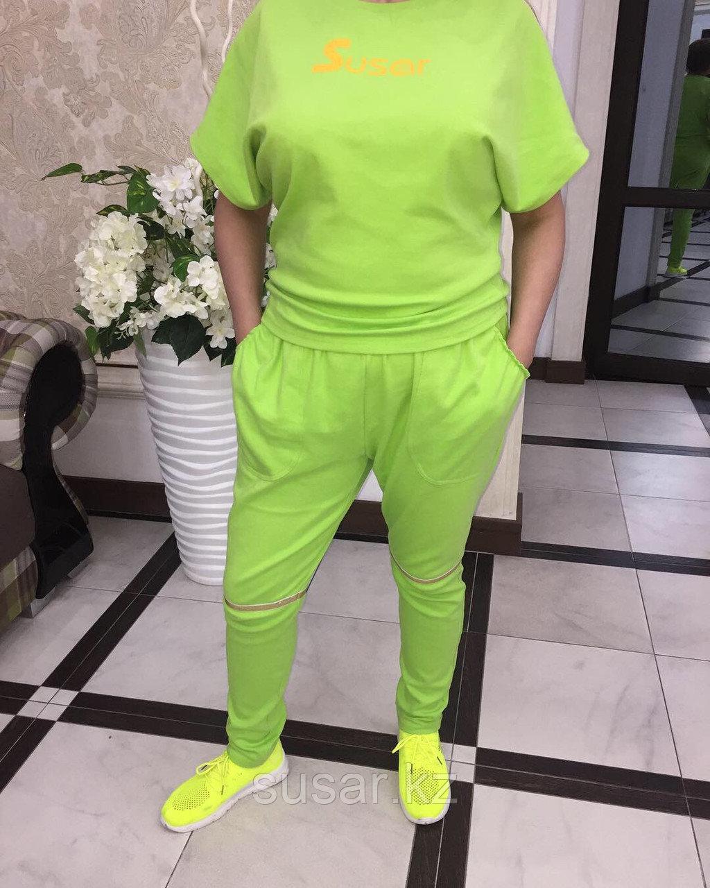 Летний женский костюм спортивного стиля от Susar