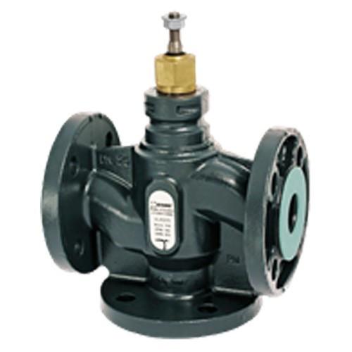 Клапан регулирующий трёхходовой ESBE VLA335 - DN20 (F/F/F, PN 16, Kvs 6.3, Tmax. 130°C, чугун)