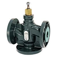 Клапан регулирующий трёхходовой ESBE VLA335 - DN32 (F/F/F, PN 16, Kvs 16, Tmax. 130°C, чугун)