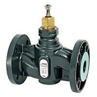 Клапан регулирующий двухходовой ESBE VLA325 - DN25 (F/F, PN 16, Kvs 10, Tmax. 130°C, чугун)
