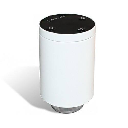 Термоголовка беспроводная SALUS Controls IT600 - TRV10RFM (питание от батареек)