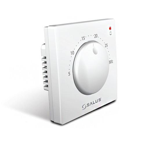 Термостат комнатный SALUS Controls IT600 - VS05 (встраиваемый, регулировка 5-35°C, 230В)