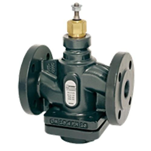 Клапан регулирующий двухходовой ESBE VLC325 - DN15 (F/F, PN 25, Kvs 1, Tmax. 180°C, чугун, с высокотемпературным сальником)