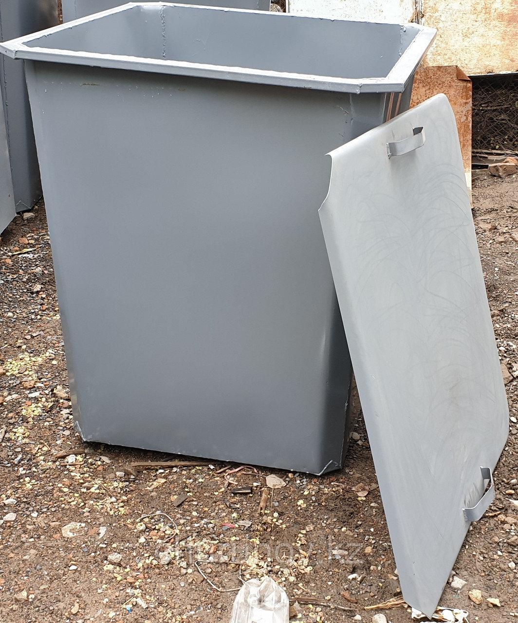Контейнер для мусора 750 л (с крышкой без колес) НДС 12% в т.ч.