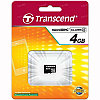 Memory Card micro SD_ 4Gb Class 10 Transend