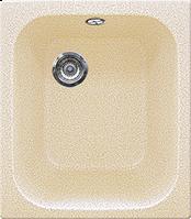 Мойка для кухни из искусственного камня Gran-Stone GS-17 328 бежевый