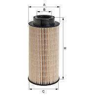 Фильтр топливный FA5820ECO