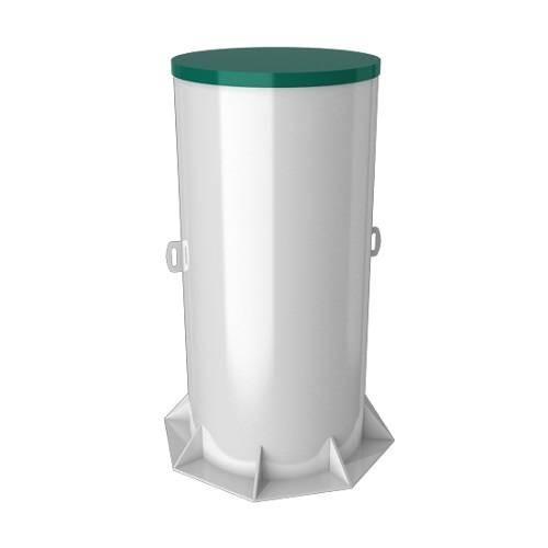 Кессон для скважины пластиковый БИО-С Кессон 2 тип 1